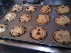 ...more muffins