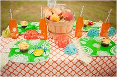James + the Giant Peach themed Party! #party