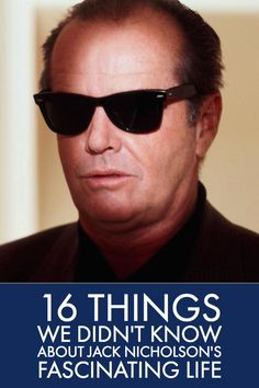 26 Things You Didn't Know About Jack Nicholson's Millionaire Lifestyle
