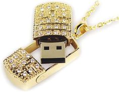 bling USB flash drive