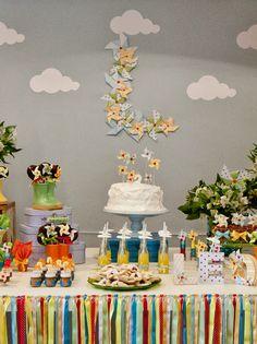 Decoração - Frescurinhas Personalizadas   Bolo, bolachinhas e cupcakes - Carla Andrade (Ateliê Idéias e Lembranças)   Pirulito de chocolate...