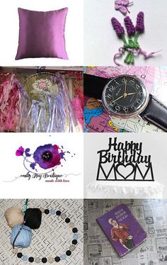Pure Purple! by Gabbie on Etsy--Pinned with TreasuryPin.com