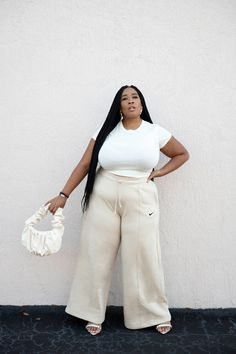 Plus Size Street Style, Curvy Street Style, Curvy Girl Outfits, Casual Outfits, Fashion Outfits, Plus Size Fall Fashion, Curvy Fashion, Women's Fashion, Stylish Plus Size Clothing