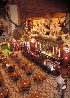 The Buckhorn Saloon, Photo Credit: Al Rendon