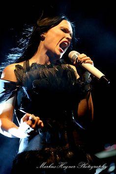 Tarja Turunen live at Poppodium Metropool, Hengelo, Netherlands. The Shadow Shows, 22/10/2016