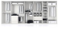 Amore 169 Fitted Bedroom Furniture Wardrobes UK Lawrence Walsh