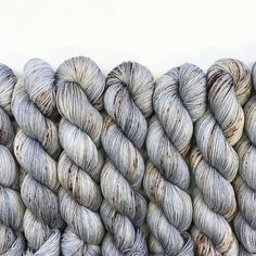 Construct Sock Yarn For when you are looking for a neutral but you still want a bit of speckle fun #balance