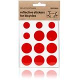 High visibility reflective film in a striking leopard pattern. The Reflective dot shaped Stickers are made of high quality 3M Scotchlite Graphic Film. Easily attached t...