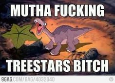 LOL!! I couldn't NOT pin this!! Ahhhhhh! I love Little Foot.