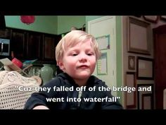 This kid tells the best jokes!