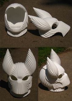 Dracula Helmet Finally Finished pg. 5 - Page 3