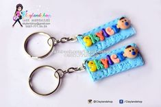 Christening Bapstimal Baby Souvenir - Clayland Souvenir Shop Polymer Clay Projects, Clay Crafts, Polymer Clay Princess, Property Rights, Cute Clay, Facebook Sign Up, Christening, Miniatures, Baby Shower