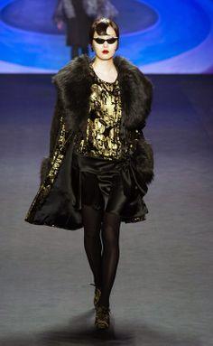 Anna Sui RF14 1611 cabaret - 20's