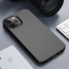 Wheaty Case Biodegradable iPhone Cases - For iphone11 Pro Max / Black / China
