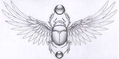 scarab beetle tattoo - Google Search