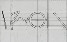 Rola type by Matuus Steff Gaal, via Behance Behance, New Media, Old And New, Creatures, Type, Artist, Design, Artists