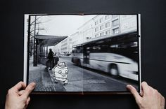Illustrator, Designer, Photographer Alex Schulz
