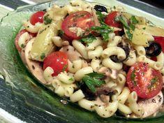 Artichoke Pasta Salad Recipe - Food.com