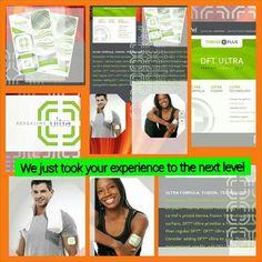 DFT ULTRA PATCH is 80% Larger & 300% Stronger! Just in time for Spring & Summer!  www.debbiewalker.le-vel.com