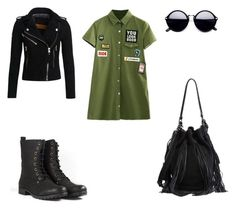 """Untitled #879"" by aatk on Polyvore featuring Superdry and Loeffler Randall"