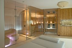 Spa area by KWS Divider, Spa, Room, Furniture, Home Decor, Bedroom, Decoration Home, Room Decor, Rooms