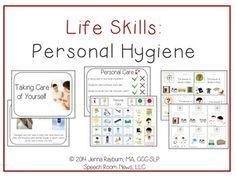 Life Skills Personal Hygiene : Functional Vocabulary & Language