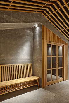 Nozomi Sushi Bar by Masquespacio | 設計•香港