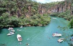 Conheça a cidade de Capitólio –  Represa de Furnas – Minas Gerais