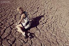 Photographer : Jamie Nelson -  German Madame Magazine -   fashion