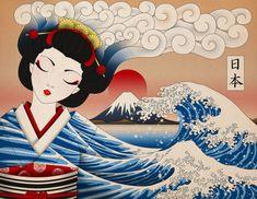 海外のイラストレーターやグラフィックデザイナーの中には日本画の技法や浮世絵をモチーフにしたものや日本の文化を舞台にした作品などを手がける方が数多く存在します。Japaaanはこれまでに様々な海外作家さんの作品を紹介してきましたが、今回は決定…