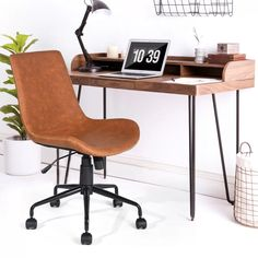 Best Office Chair, Home Office Chairs, Office Decor, Office Ideas, Office Furniture, Office Inspo, Office Spaces, Modern Furniture, Furniture Design