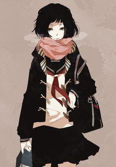 #anime #hair