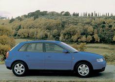 1999 Audi A3 5 door
