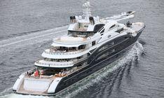 Motor yacht Serene, built by Fincantieri Yachts