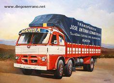 630 Mejores Imágenes De Pegaso Car And Truck Antique Cars 50s