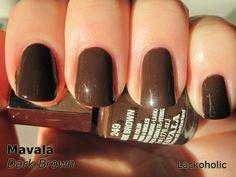 Mavala - 249 Dark Brown