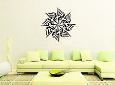 Dailinming PVC Wall Stickers Windmill pattern Islamic calligraphy art deco living room bedroom homeWallpaper60 cm x 60 cmDumb Blonde * Click image for more details.