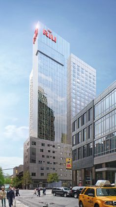 Riu Plaza New York Times Square - Opening January 15, 2016 - RIU Hotels & Resorts