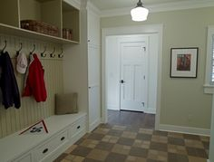 Furniture,Modern Mudrooms In Light Wall Painting And White Chandelier In White Ceiling ,Inspiring Best Mudrooms Ideas