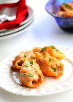Mexican Stuffed Shells