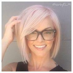 Image result for glasses for blonde green eyes long face