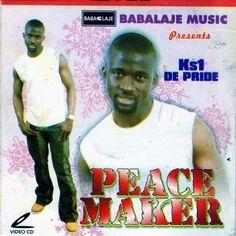 Sulaimon Malaika - Peace Maker - Video CD