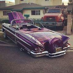 Lifestyle lowrider car club...
