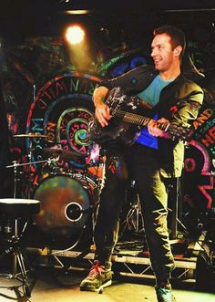 #Chris #Coldplay