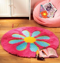 I would like to make a few of these for the ones who just have to be on the floor.