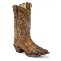 """Have these and LOVE them!  Tony Lama Women's Vaquero Collection 11"""" Western Boots"""