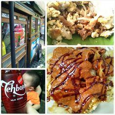 Street Food at Bandung
