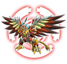 テレビ東京・あにてれ ガイストクラッシャー Robot Dragon, Fantasy Beasts, Robot Concept Art, Game 4, Monster Hunter, Digimon, Bowser, Cyber, Comic Art