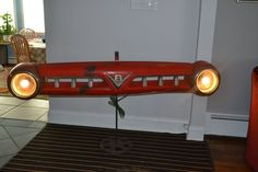 Antique Ford 1953 Truck Front Grill #Ford