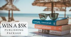 Win a $5,222 Publishing Package